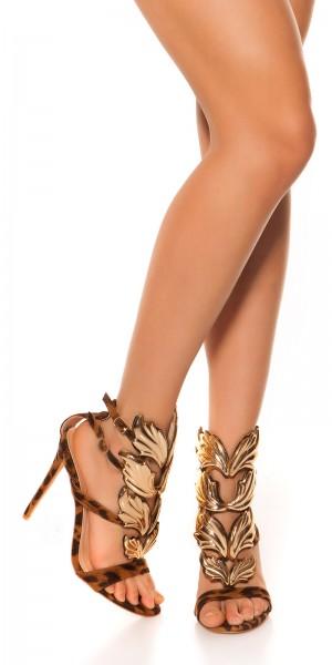 Sexy High Heel Sandalette
