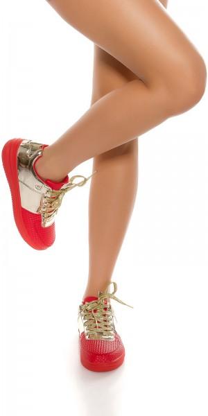 Coole Hip Hop-Look Sneakers